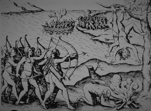 Beating the Amazonians
