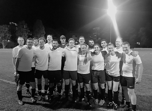 EPIC 4-1 WIN AS POLLEN FC ARE ON THE BALL
